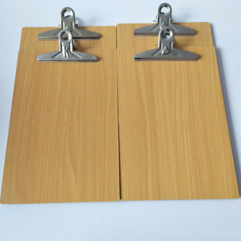 Wooden Clipboards for Writing Down Notes