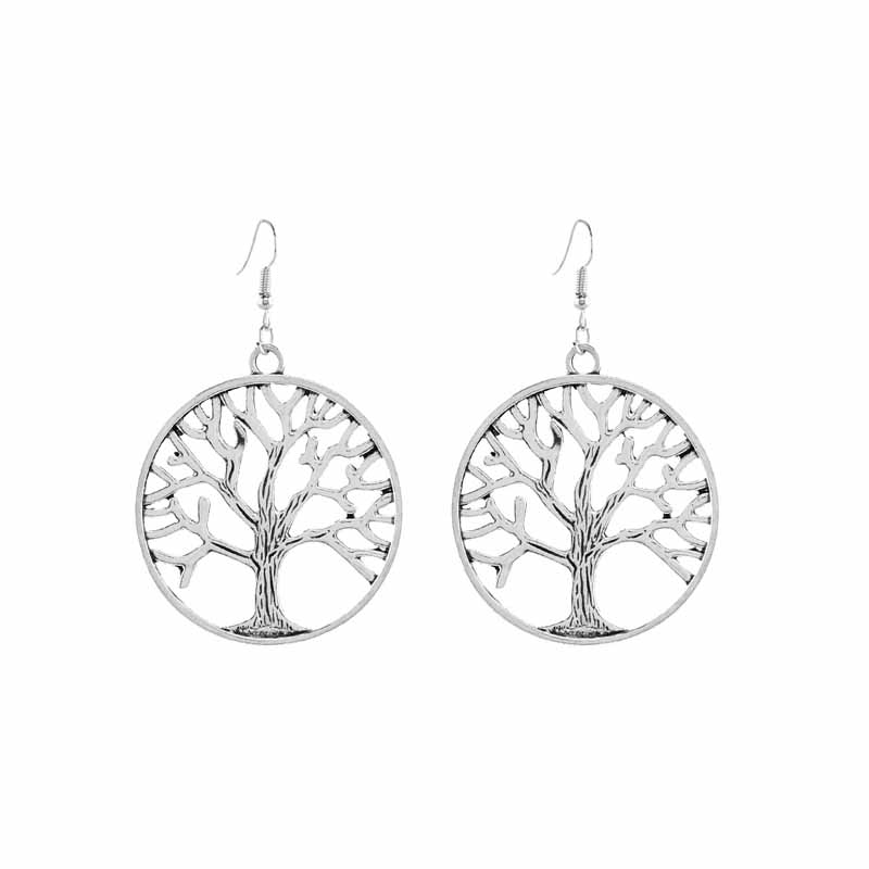 Delightful Tree Dangling Earring for Themed Occasions