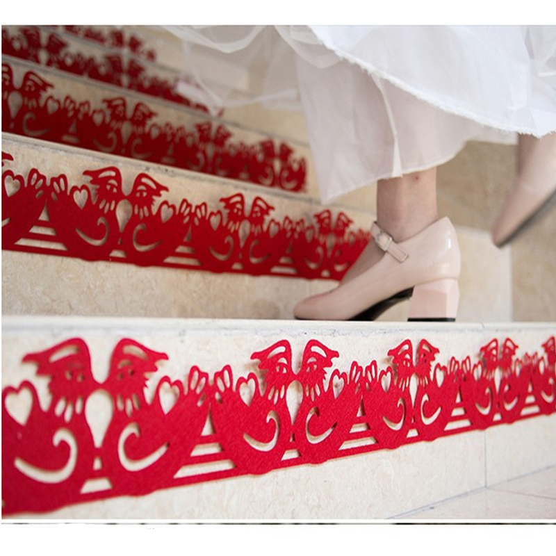 Non-Woven Fabric Curtain for Decorations