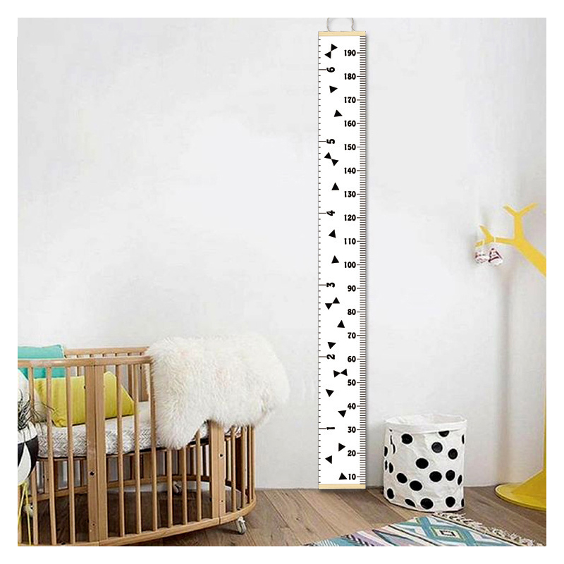 Stick-On Height Ruler for Measuring Your Kids' Height