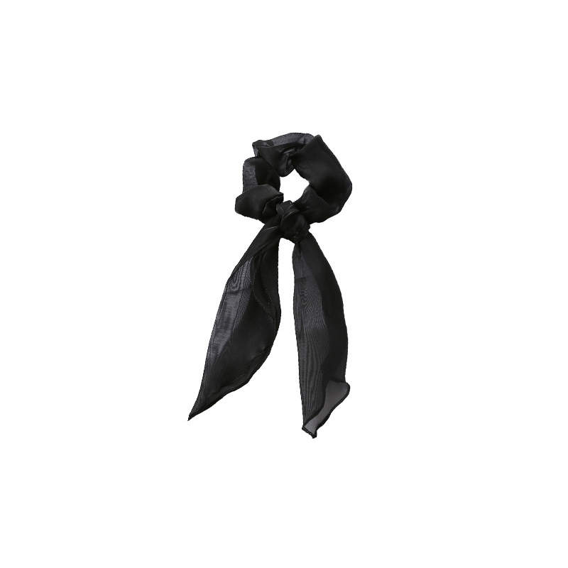 Lovely Long Tassel Scrunchie for Holding Braids and Ponytails