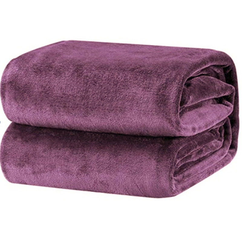 Warming Polyester Blanket Shawl for Students