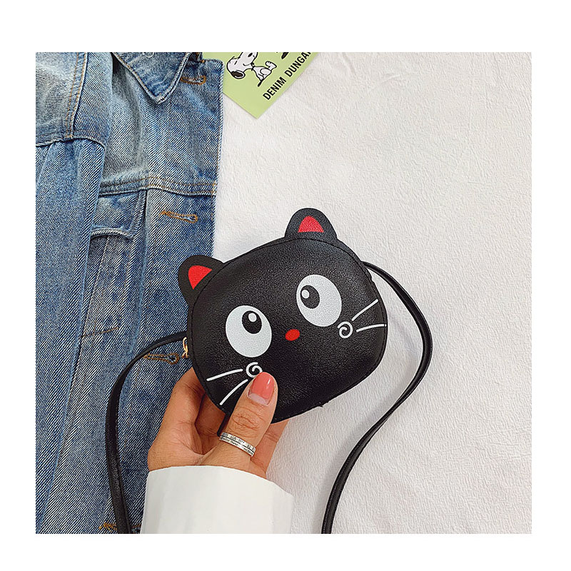 Adorable Critter Heads Sling Bag for Holding Your Children's Accessories