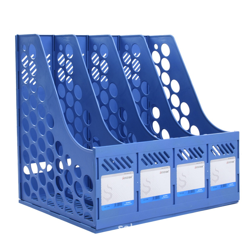 Durable File Storage Rack for Filing Documents