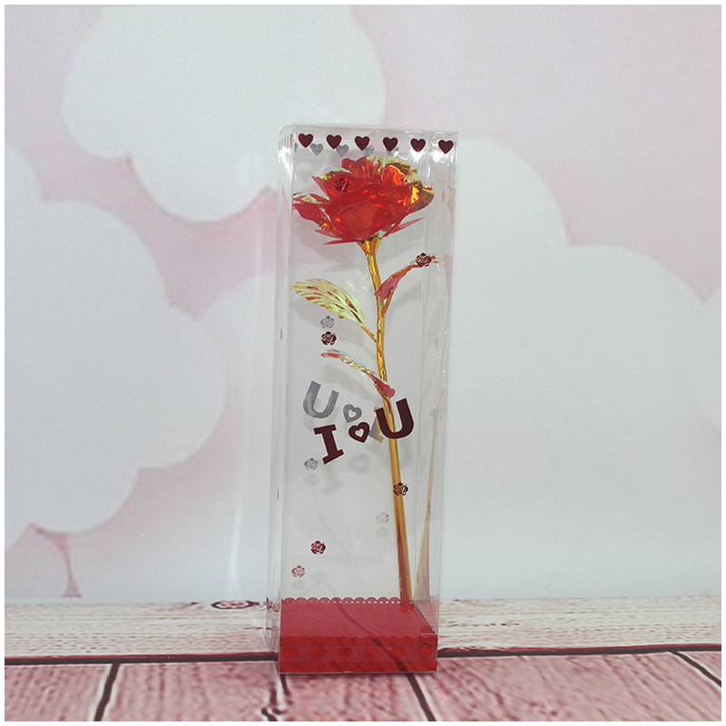 Eternal Flower with Diplay Box for Valentines