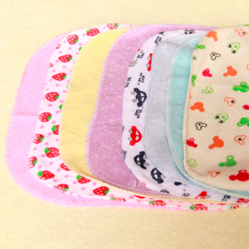 Adorably Soft Cotton Face Towel for Babies
