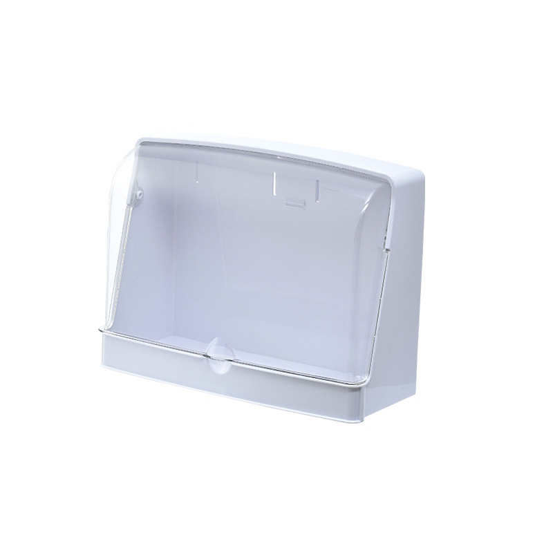 Gluey Wall-mounted Mini Cabinet for Sorting Skin Care Products