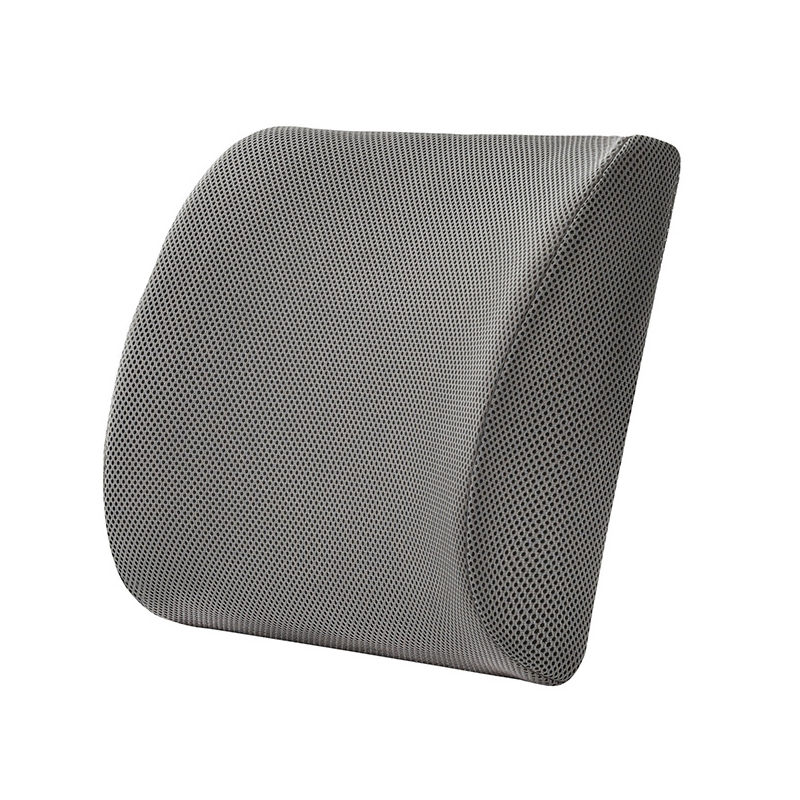 Plush Lumbar Support Pillow for Resting Your Back