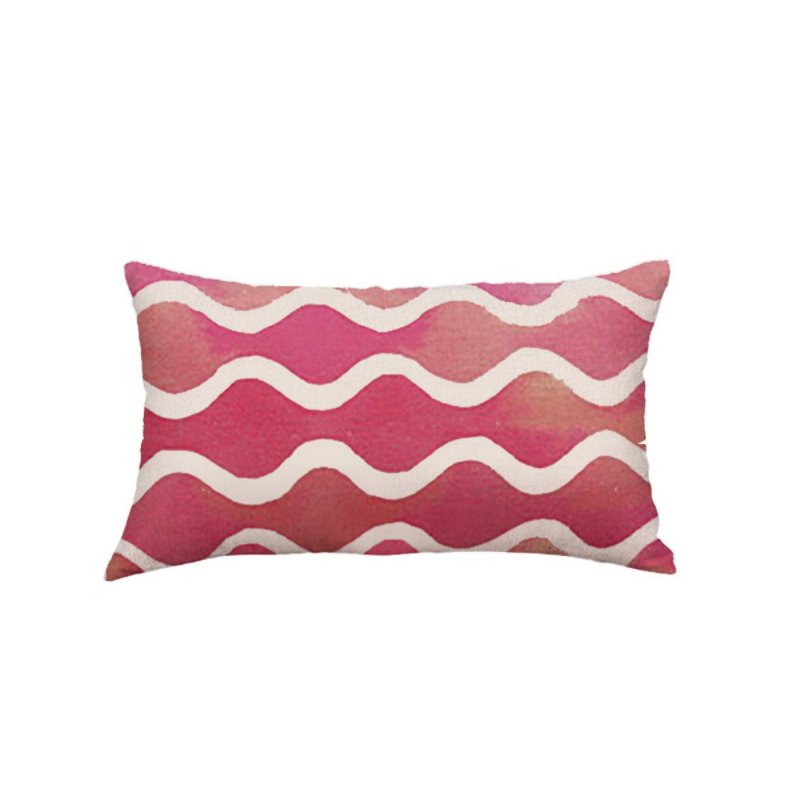 Simple Geometric Pillowcase for Pillows