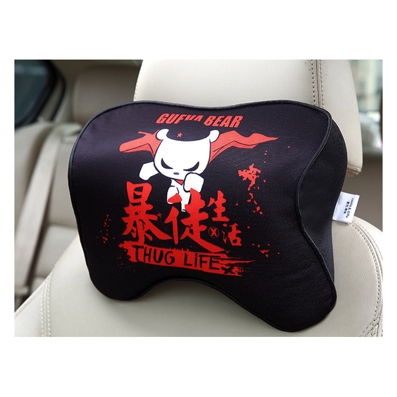 Cool Single Car Neck Pillow for Usual Travel