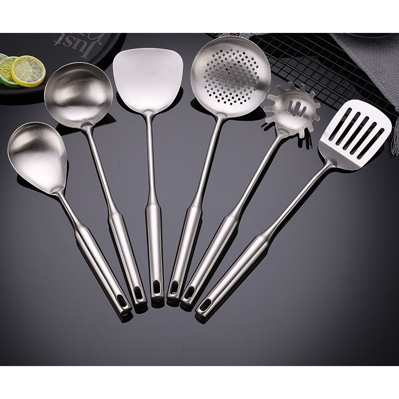 Stainless  Steel Cookware for Modern Kitchen (6 Pieces/Set)