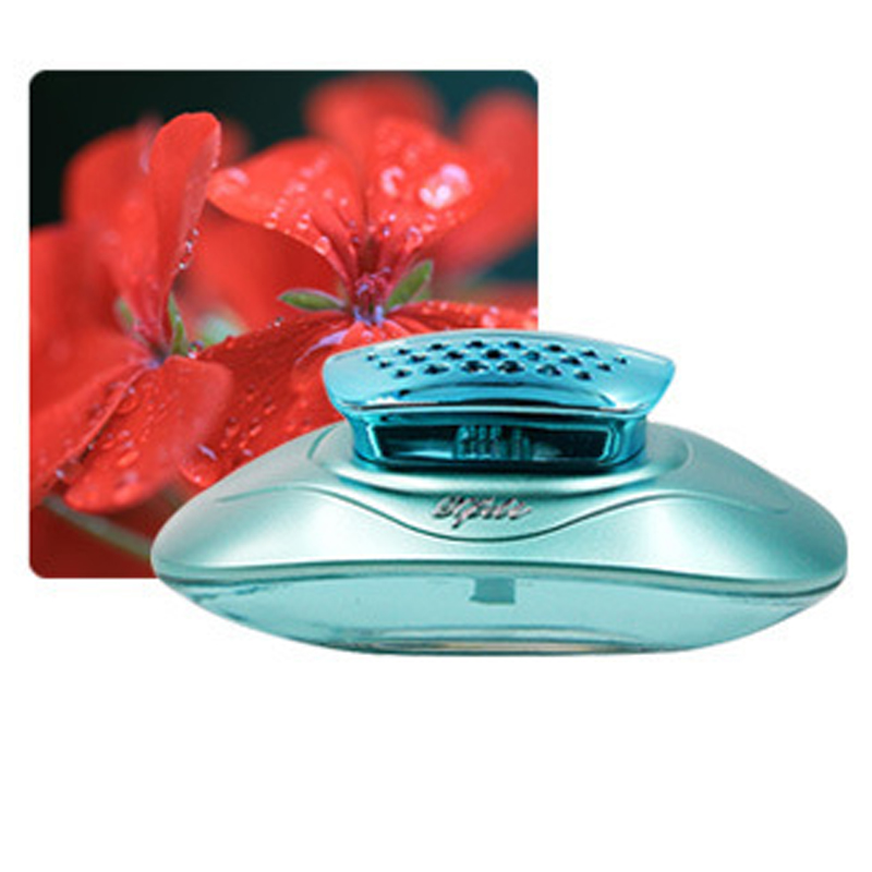 Compact Car Perfume Container for Floral Scents