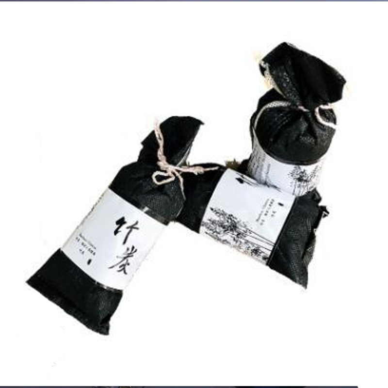 Japanese Bamboo Charcoal Bag for Fresher Air Inside the Car
