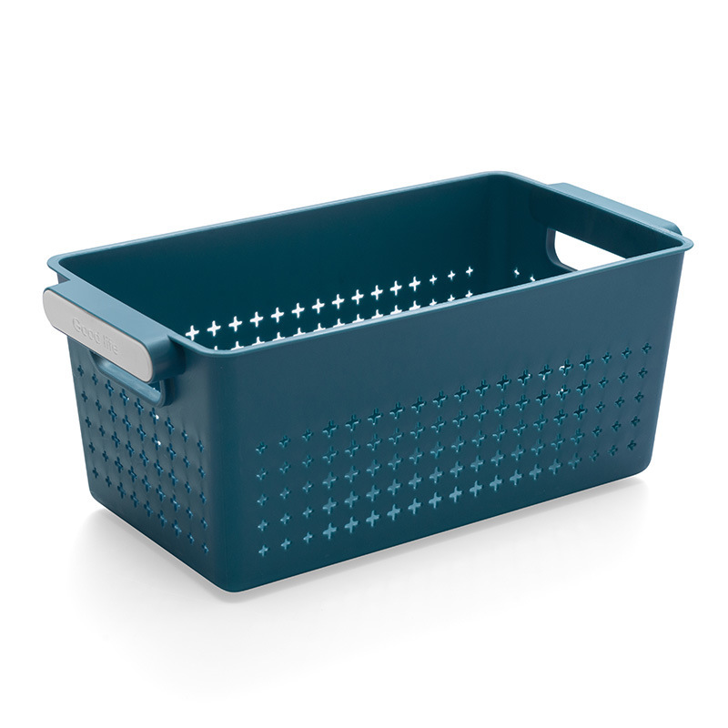 Thickened Polypropylene Basket for Daily Use