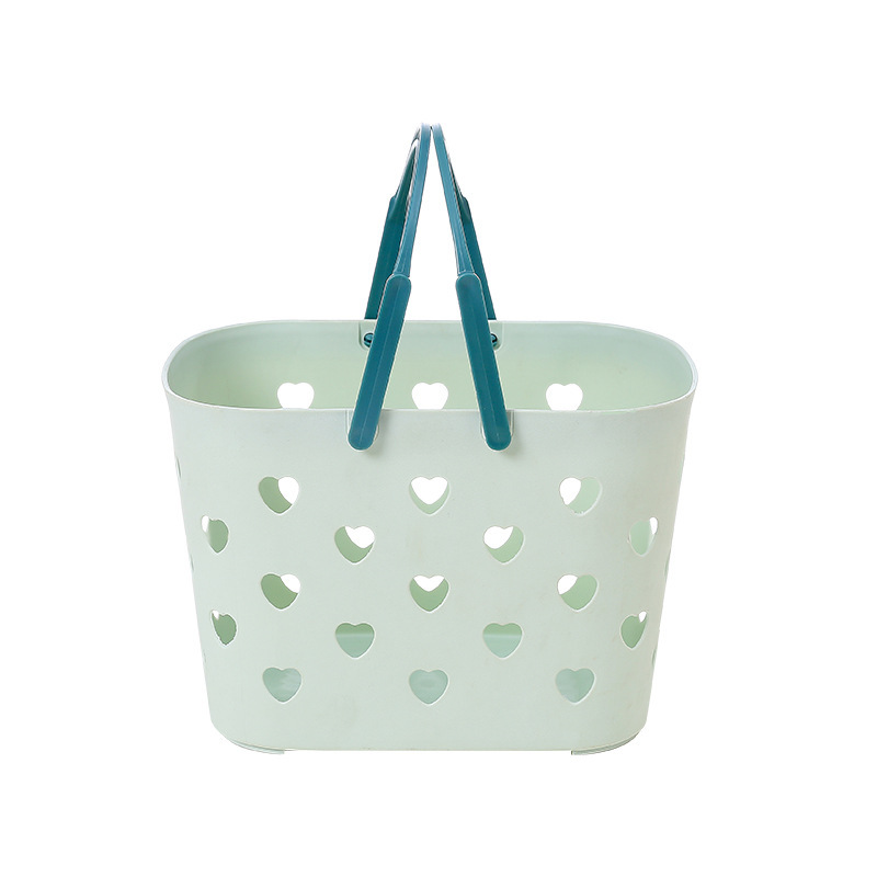 Hearty  Basket with Handle for Storing Toiletries and Clothes
