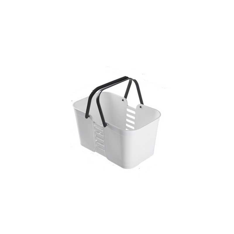 Simple and Portable Storage Basket for Toiletries