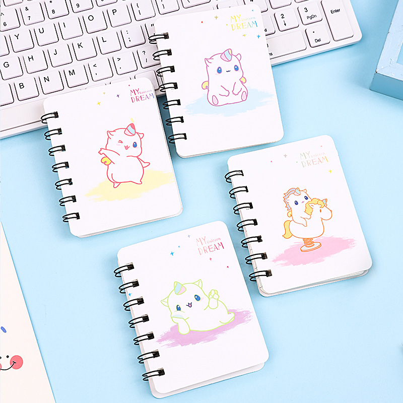 Loni Spiral Mini Notebook Collection