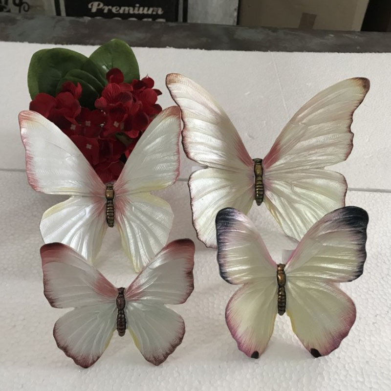 3D Butterfly Wall Decoration for Clothing Store