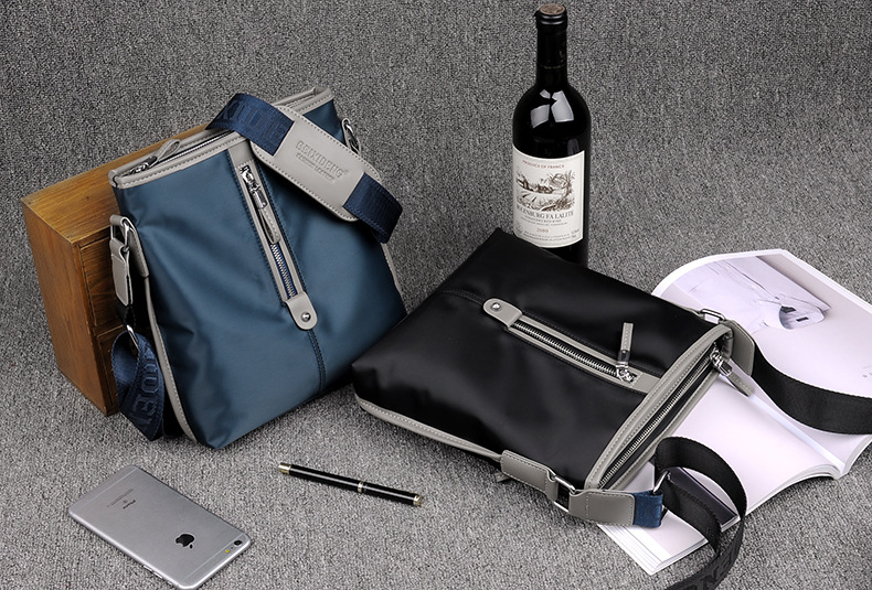 Exclusive Oxford Cloth Shoulder Bag for Office Use