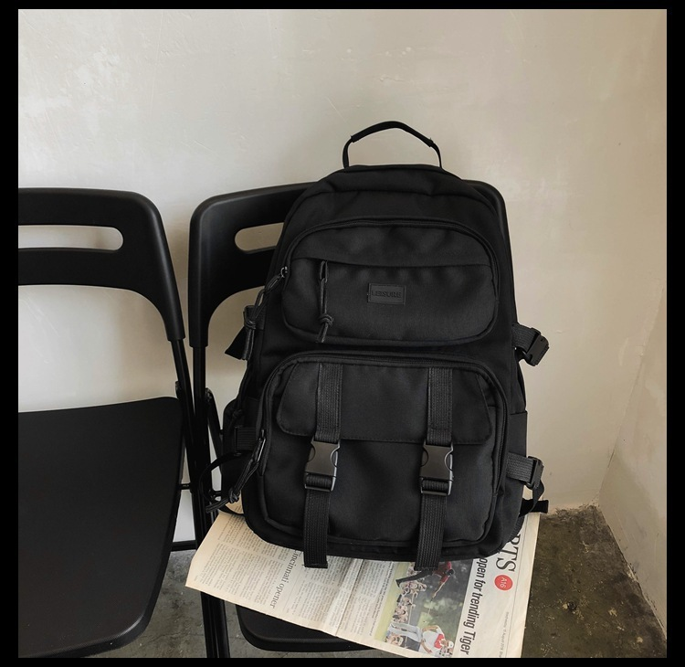 Water Resistant and Roomy Backpack Good for Travelling
