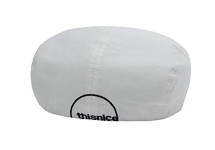 Classic Cotton Peaked Hat for Fashion Accessories