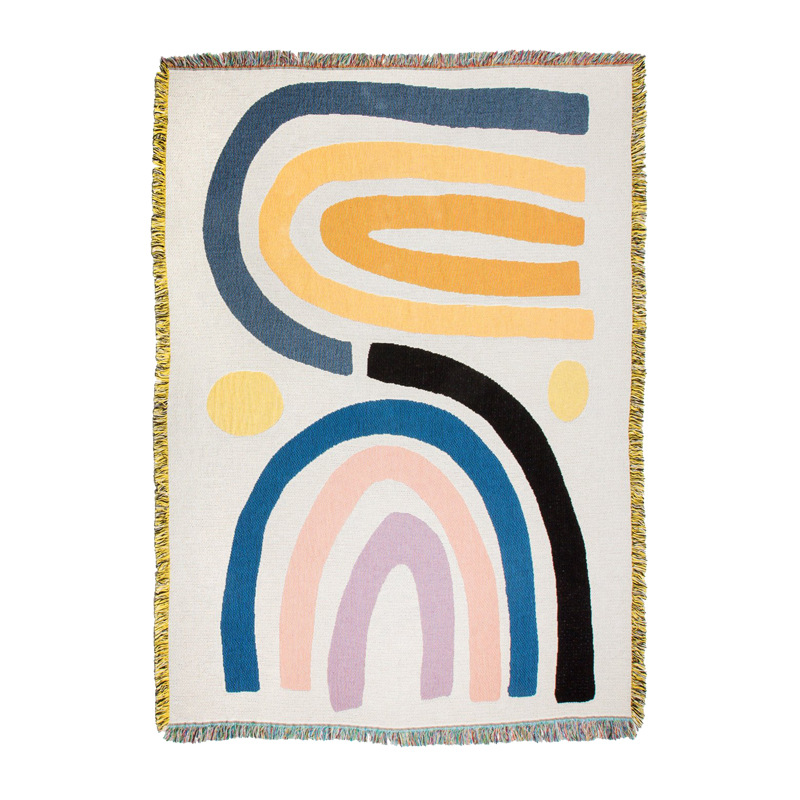 Chella Curves Tapestry
