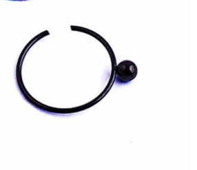 Best Quality Stainless Steel Nose Ring for Gothic Looks