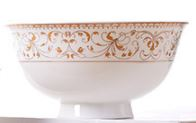 Classic Porcelain Soup Bowl for Everyday Use