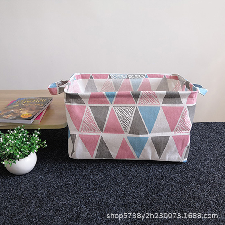 Delightful Basket Storage for Clothes and Toys