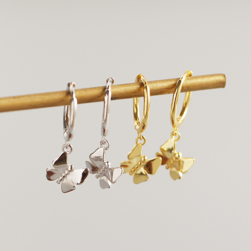 Creative Butterfly Earrings for Casual Days