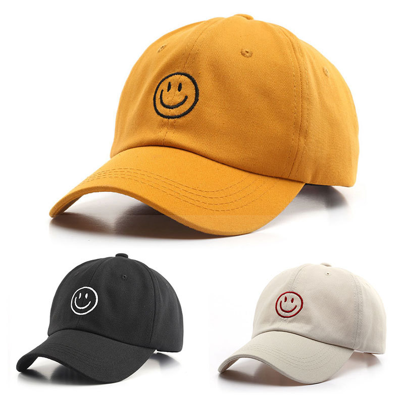 Classic Embroidered Selection Baseball Cap for Trendy Fashion