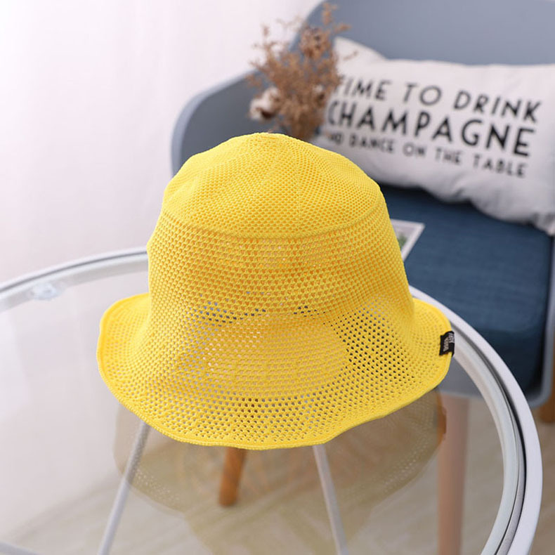 Cute Mesh Straw Hat for Children's Summer Outfit