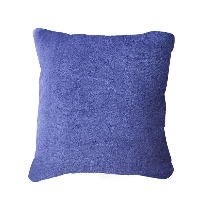 Zantha Color Block Expandable Pillow Blanket for Summer