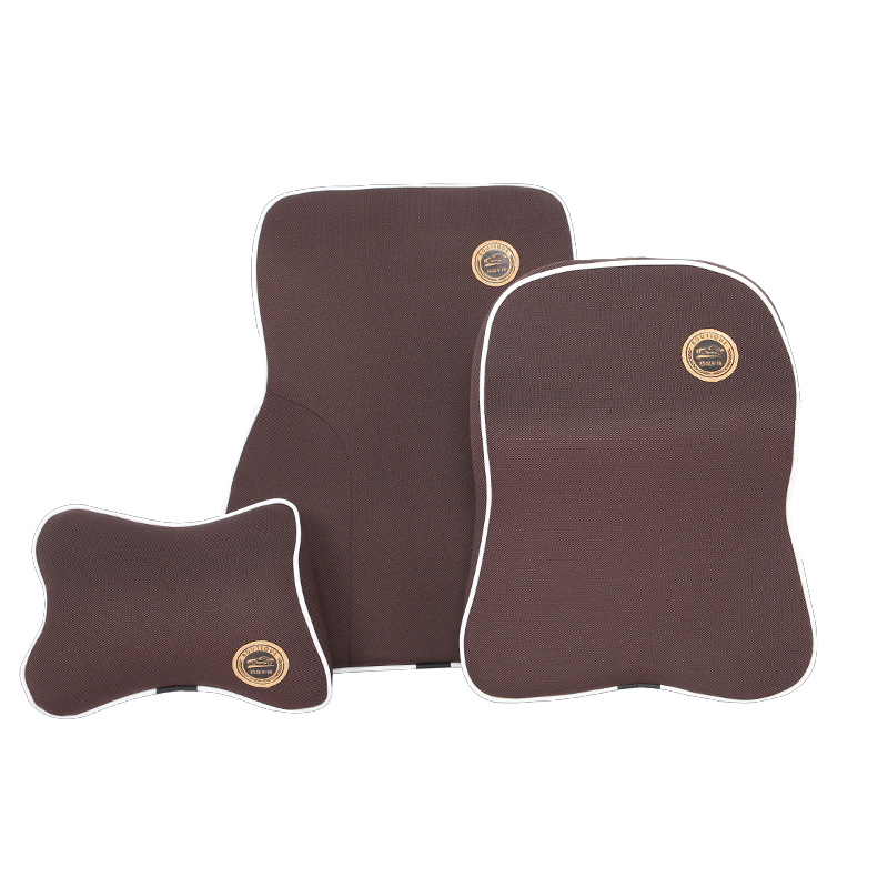 Memory Foam Car Neck and Seat Pillow for Relax Driving