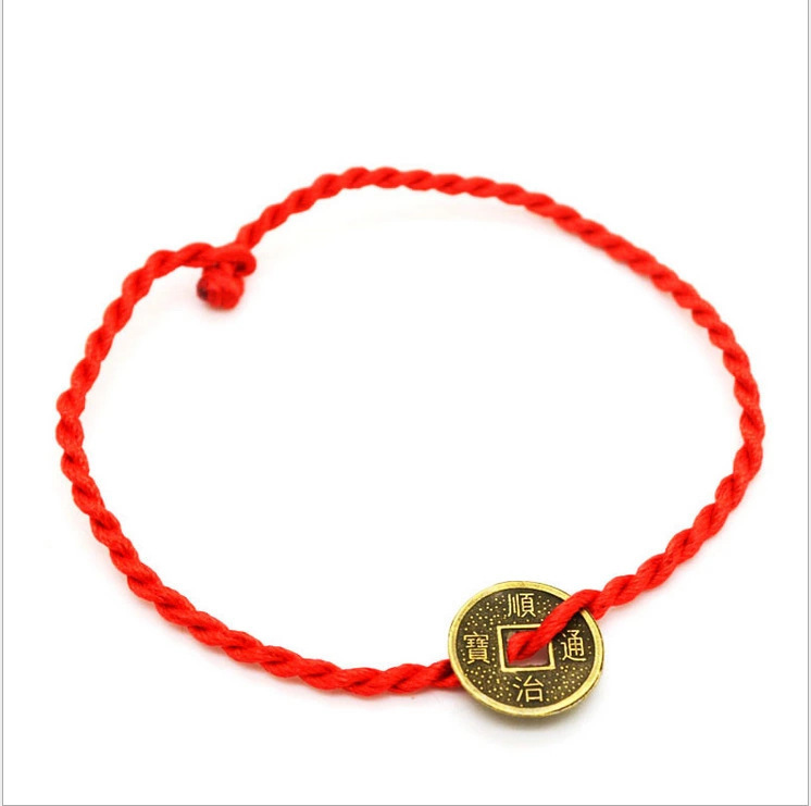 Minimalist Chinese Style Bracelet for Men and Women