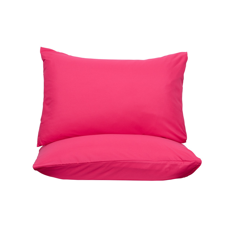Solid Color Pillowcase for Minimalist Enthusiast