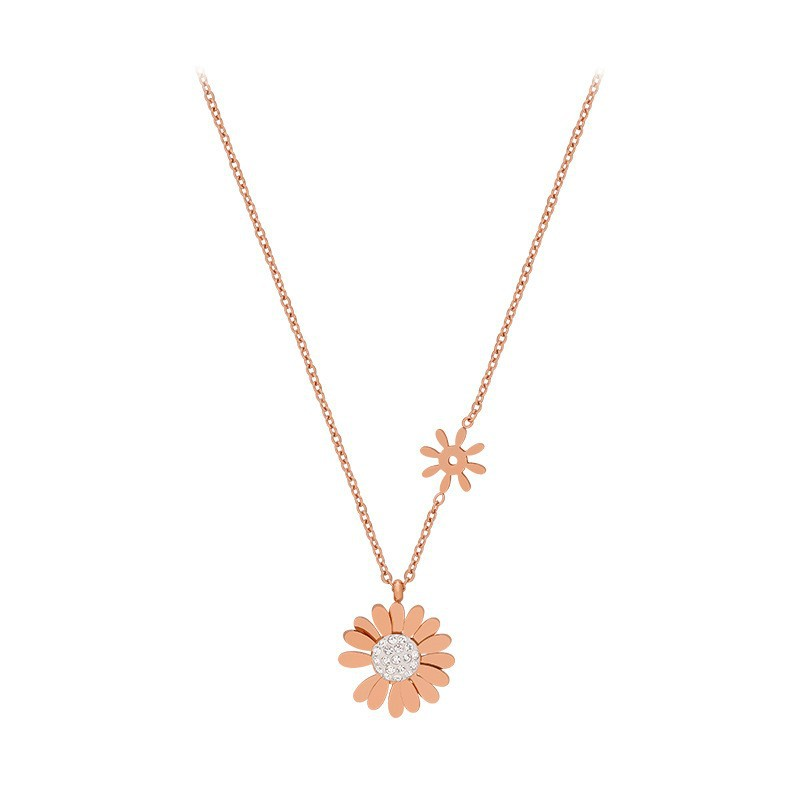 Cute Flower Designed Necklace for Fashion