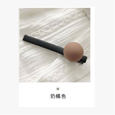 Simple Ball-Designed Alloy Hairpin for Pretty Hair Fixing