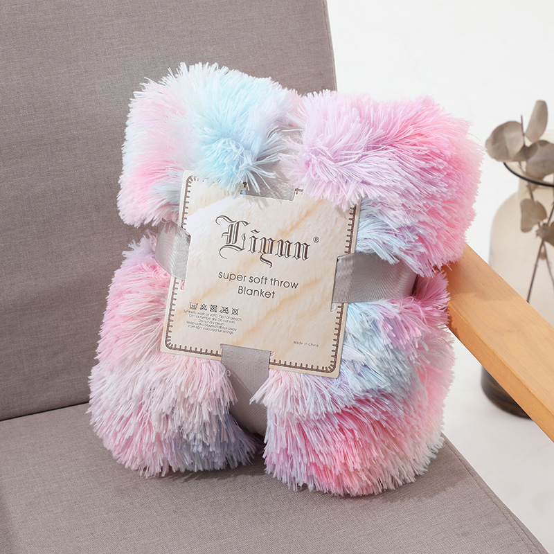 New Style Plush Blanket for Cold Season
