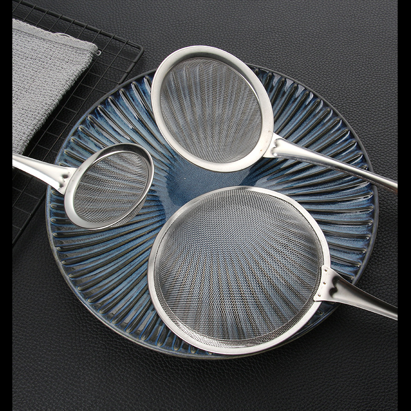 Multifunctional Stainless Steel Strainer for Kitchen Must-Haves