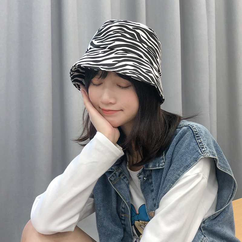 Stylish Printed Bucket Hat for Trendy Accessories