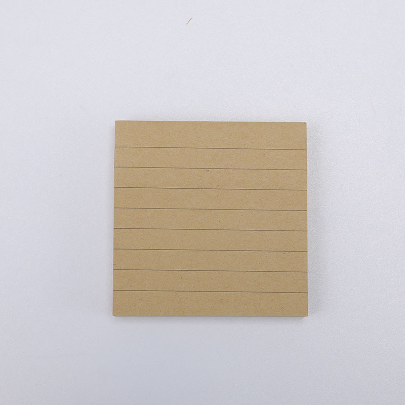 Classic Sticky Office Notepad for Time Management Planning
