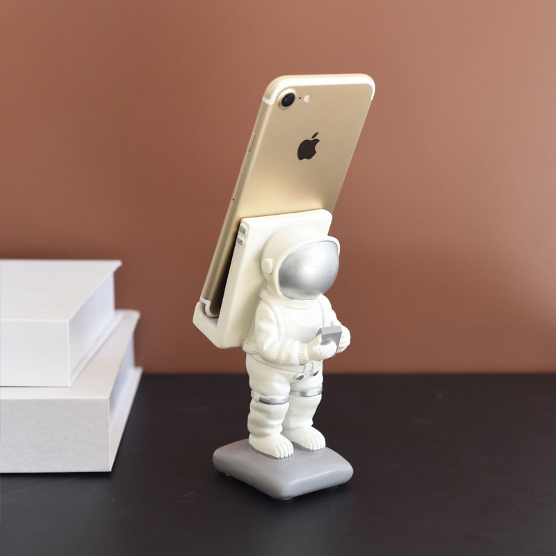Cool Texting Astronaut Holder for Phones and Tablets