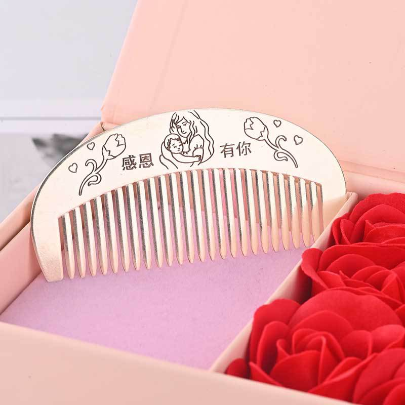 Fancy and Luxurious Comb for Baby Shower Giveaways