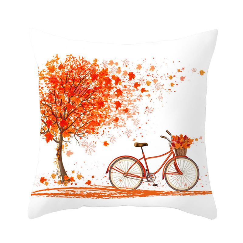 Fall-Themed Pillow Cases