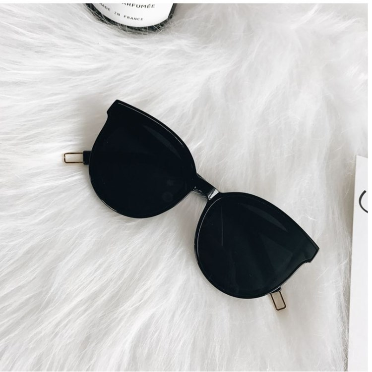 Big Round Frame Sunglasses for Fashion and Protection