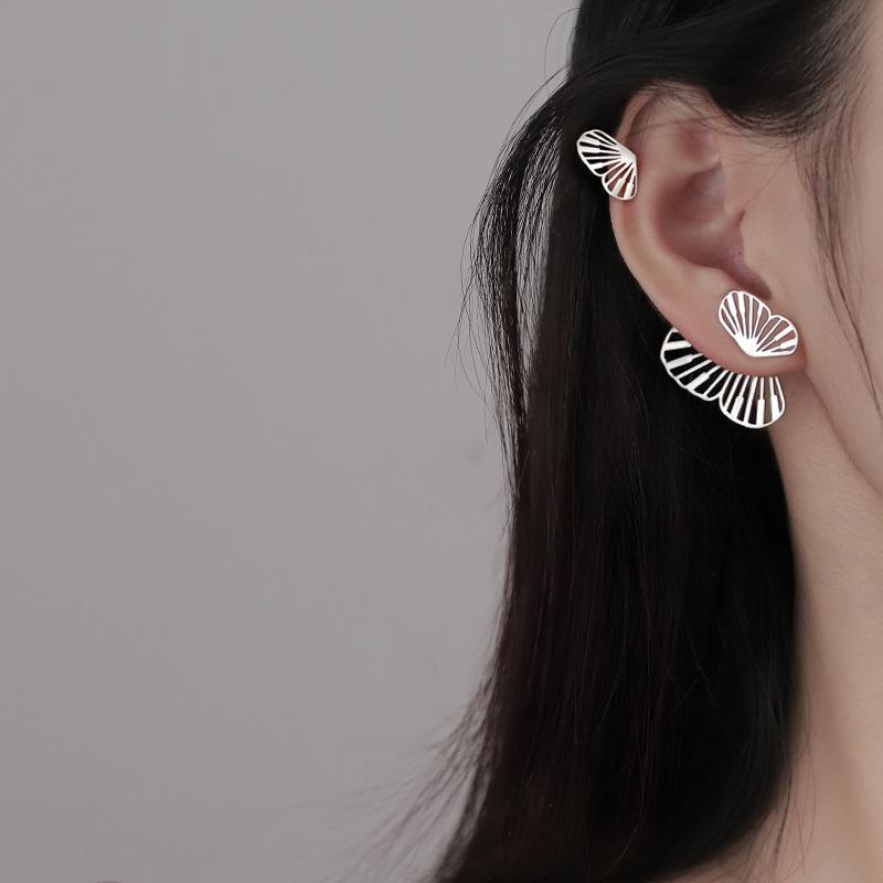 Atypical Musical Butterfly Earrings