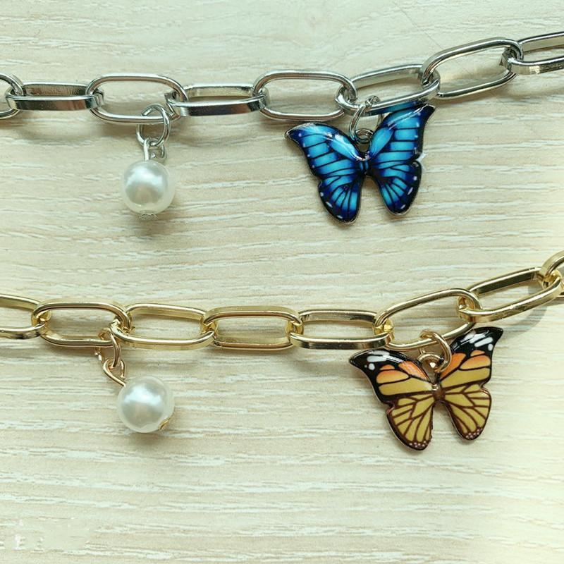 Marvelous Butterfly Anklet