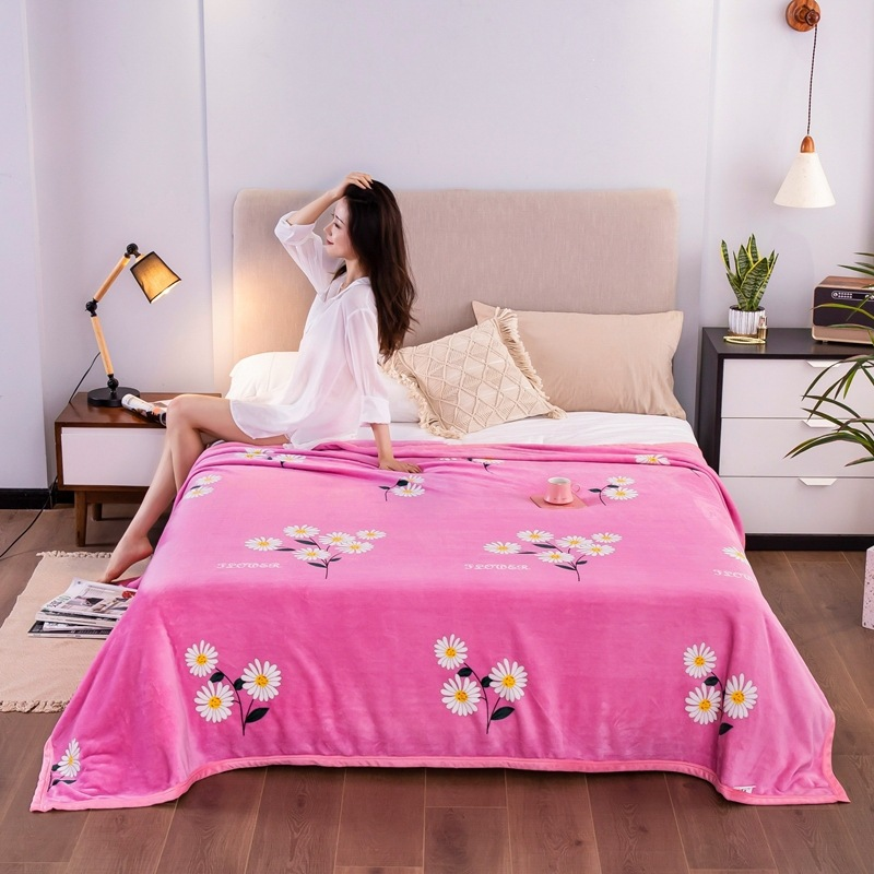 Fun Prints Polyester Blanket for Autumn