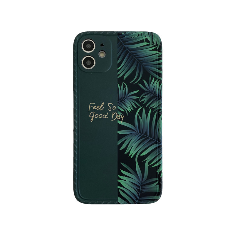"""""""Feel So Good Today"""" Leaves Mobile Case for iPhone"""